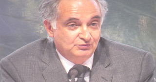 Jacques Attali (Crédits : Pierre Metivier, licence creative Commons)