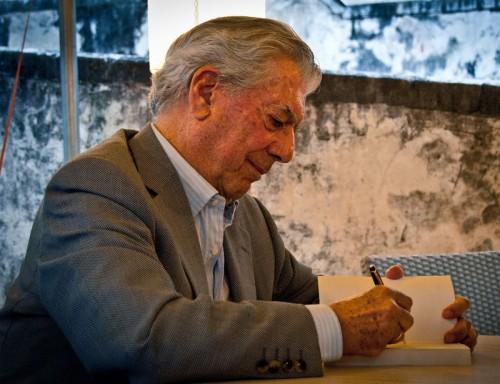 Hommage à Mario Vargas Llosa