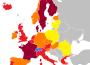 Dépense publique en pourcentage du PIB (Crédits : Marc Baronnet, licence Creative Commons)