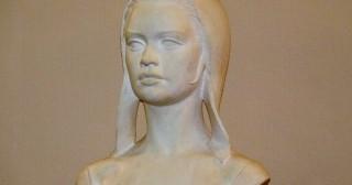 Buste Marianne (Crédits marycesyl, licence Creative Commons)