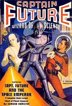 Captain Future !