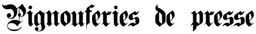 Chrétiens de France ; la presse fait son travail