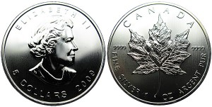 Maple-Leaf-Silver-Coin