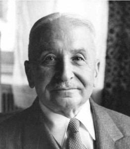 Ludwig von Mises (Crédits : LVMI, licence Creative Commons)