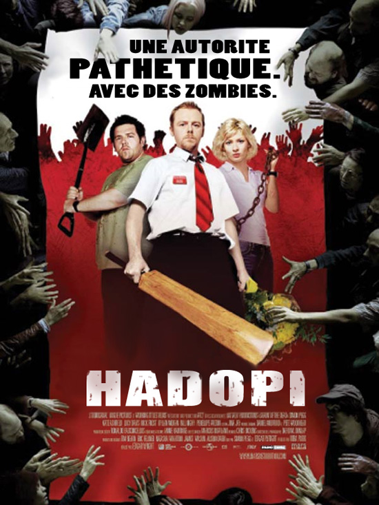 Hadopi Of The Dead