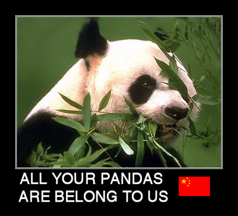 All Your Pandas Are Belong To Us
