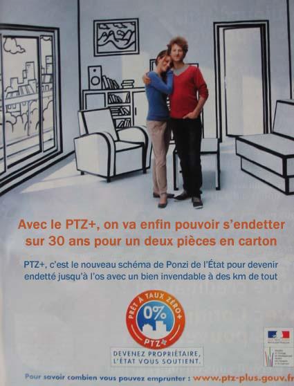 PTZ+ , la soluce !