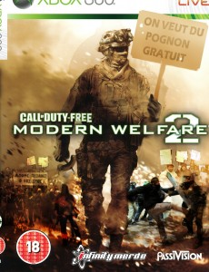Call Of Duty Free : Modern Welfare 2