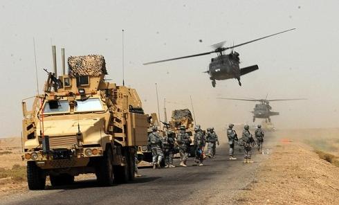 Des interventions militaires pour le pétrole ?