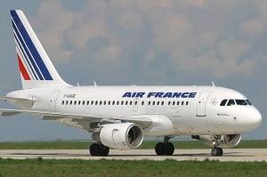 Un Airbus A318 d'Air France