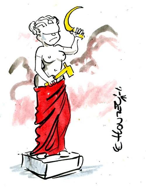 Gauchistes en Grèce