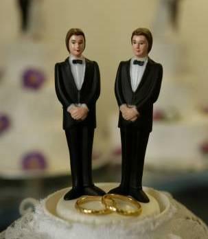 Mariage homosexuel gay