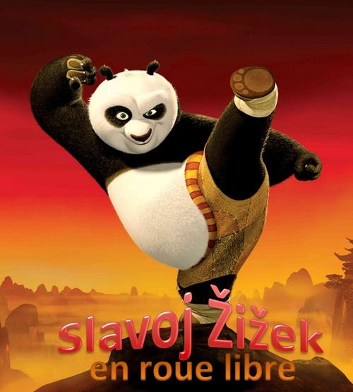 Slavoj Zizek en roue libre