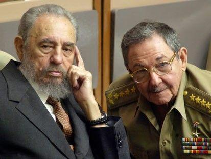 Les frères Castro, l'inventeur et le contremaître