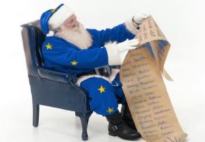 Père Noël Euro