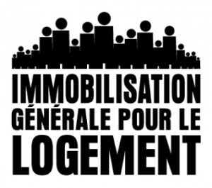 immobilisation générale pour le logement