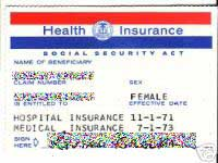 Carte Medicare (assurance santé états unis) (Crédits : Arturo Portilla, image libre de droits)