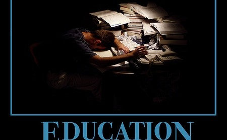 L'enfer est pavé de bonnes intentions (12) : l'Education Nationale