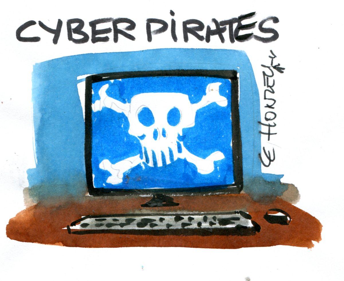 Cyber Pirates Org