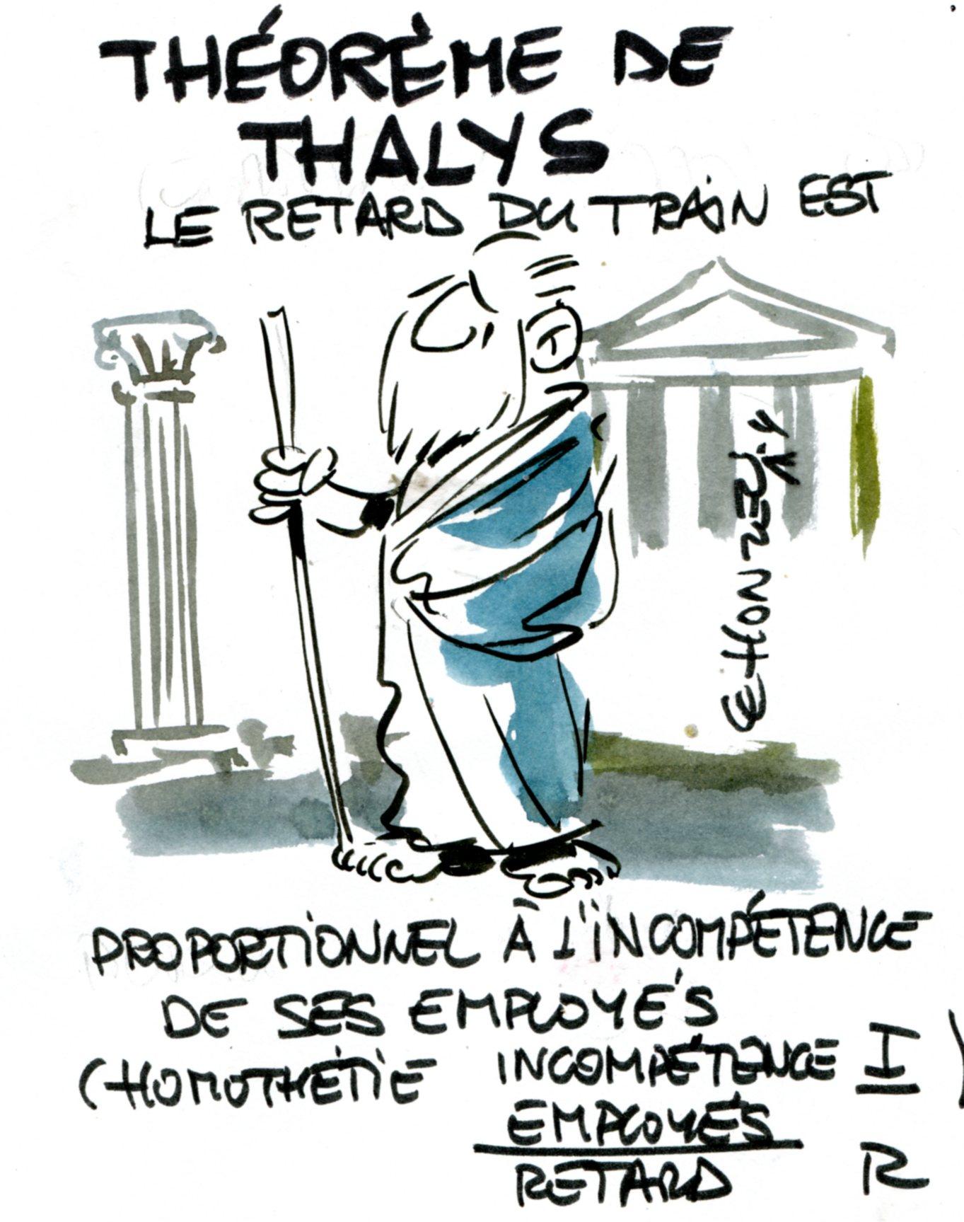 Thalys ou comment ne pas gérer une crise