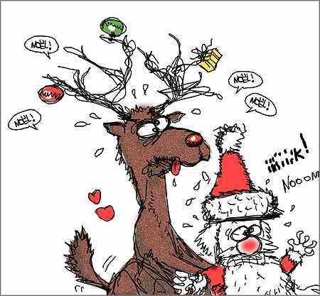 Le méchant consumérisme de Noël