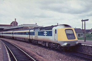 Train British Rail en 1975 (CC Max Batten)