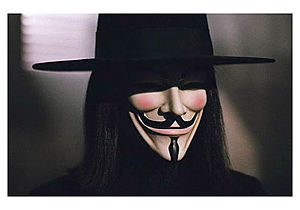 V for Vendetta, image du film