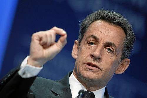 Voeux de Nicolas Sarkozy, à gauche toute !
