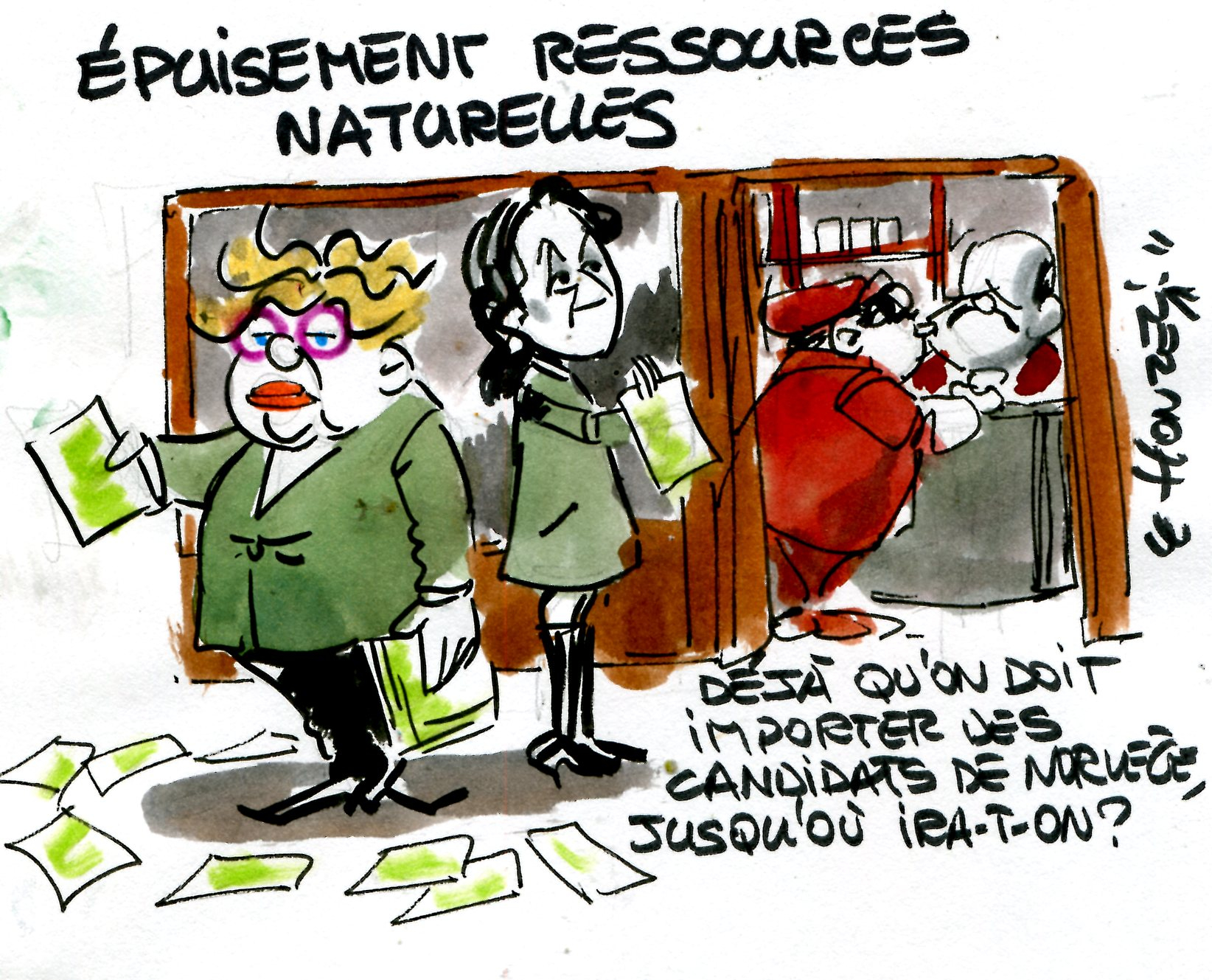 Hayek et l puisement des ressources naturelles contrepoints - Retraite de reversion plafond de ressources ...