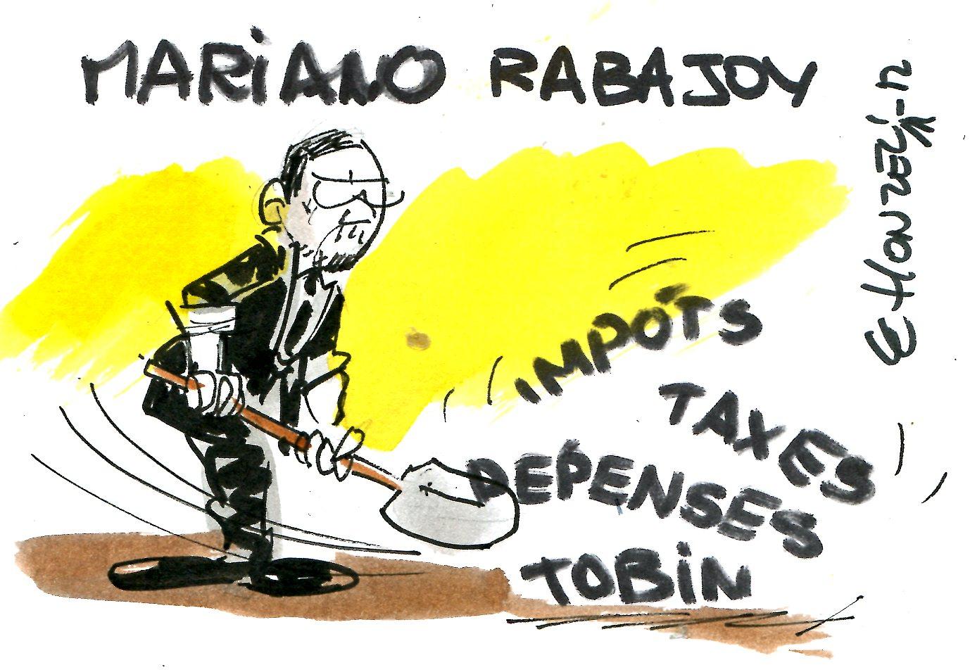 Mariano Rajoy : des bourdes à la pelle