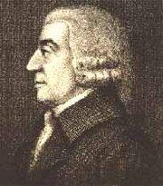Adam Smith (Image libre de droits)