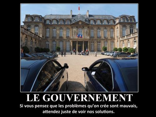Pas de gouvernement, pas de problème