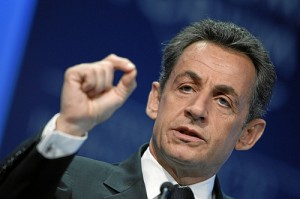 Nicolas Sarkozy à Davos en 2011 (Crédits  World Economic Forum, licence Creative Commons)
