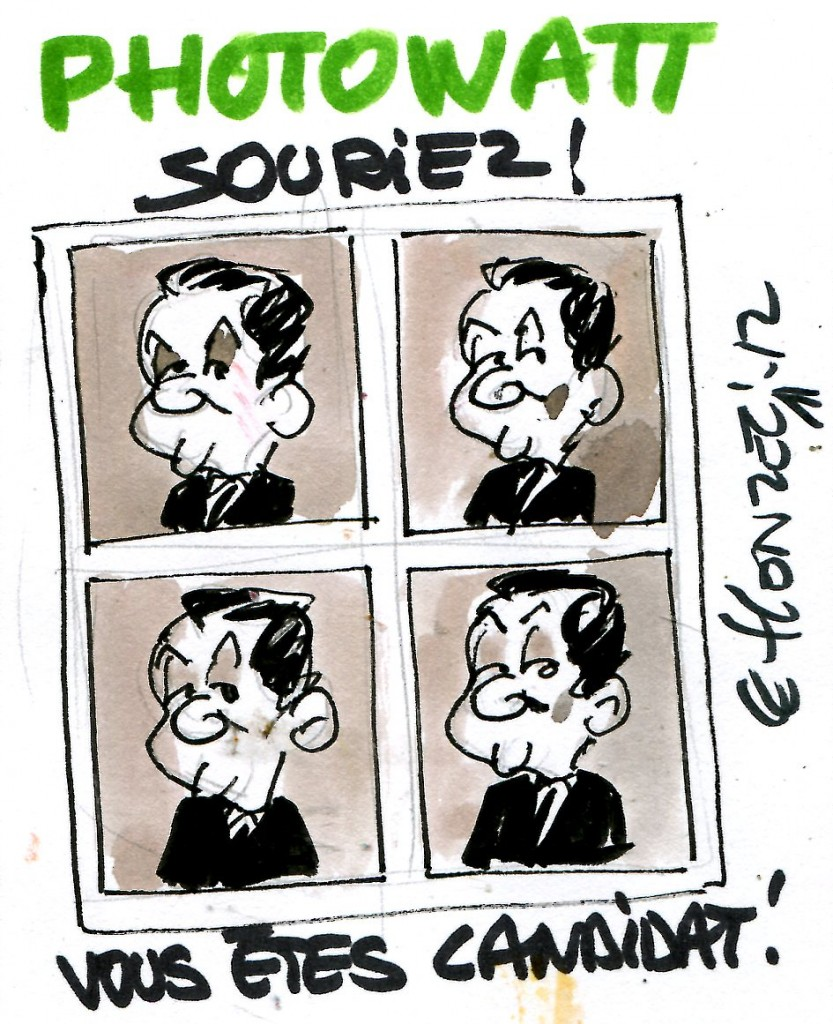 sarkozy souriez vous tes candidat contrepoints. Black Bedroom Furniture Sets. Home Design Ideas