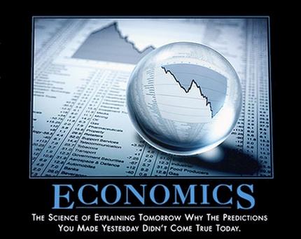 Economics demotivator
