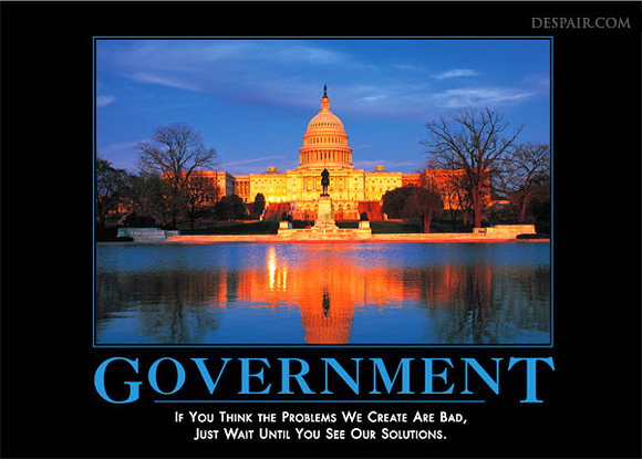 Government Demotivator
