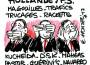 Hollande et les scandales du PS