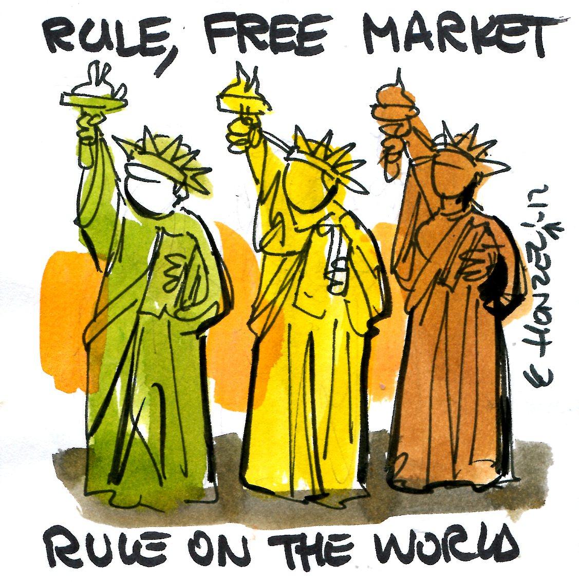Vive le traité de libre-échange transatlantique !