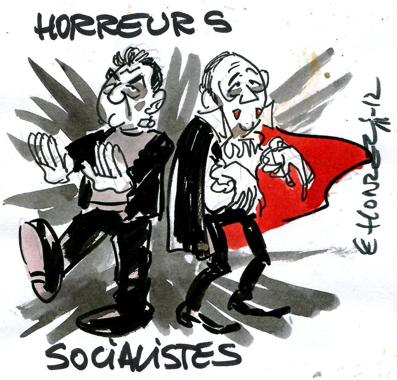 L'horreur socialiste