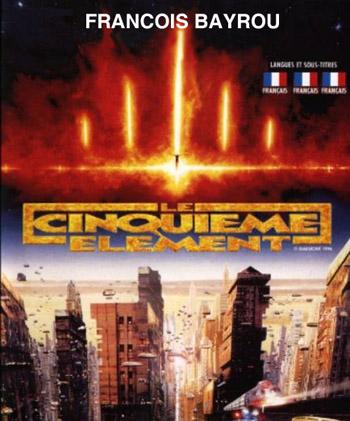Bayrou : le cinquième élément