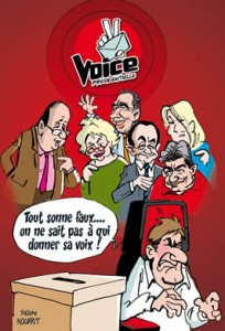 Presidentielles The Voice (Aleps)