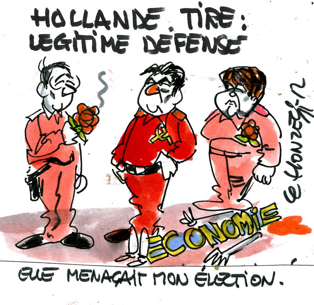 Présomption de légitime défense et police, que signifie la proposition Sarkozy ?