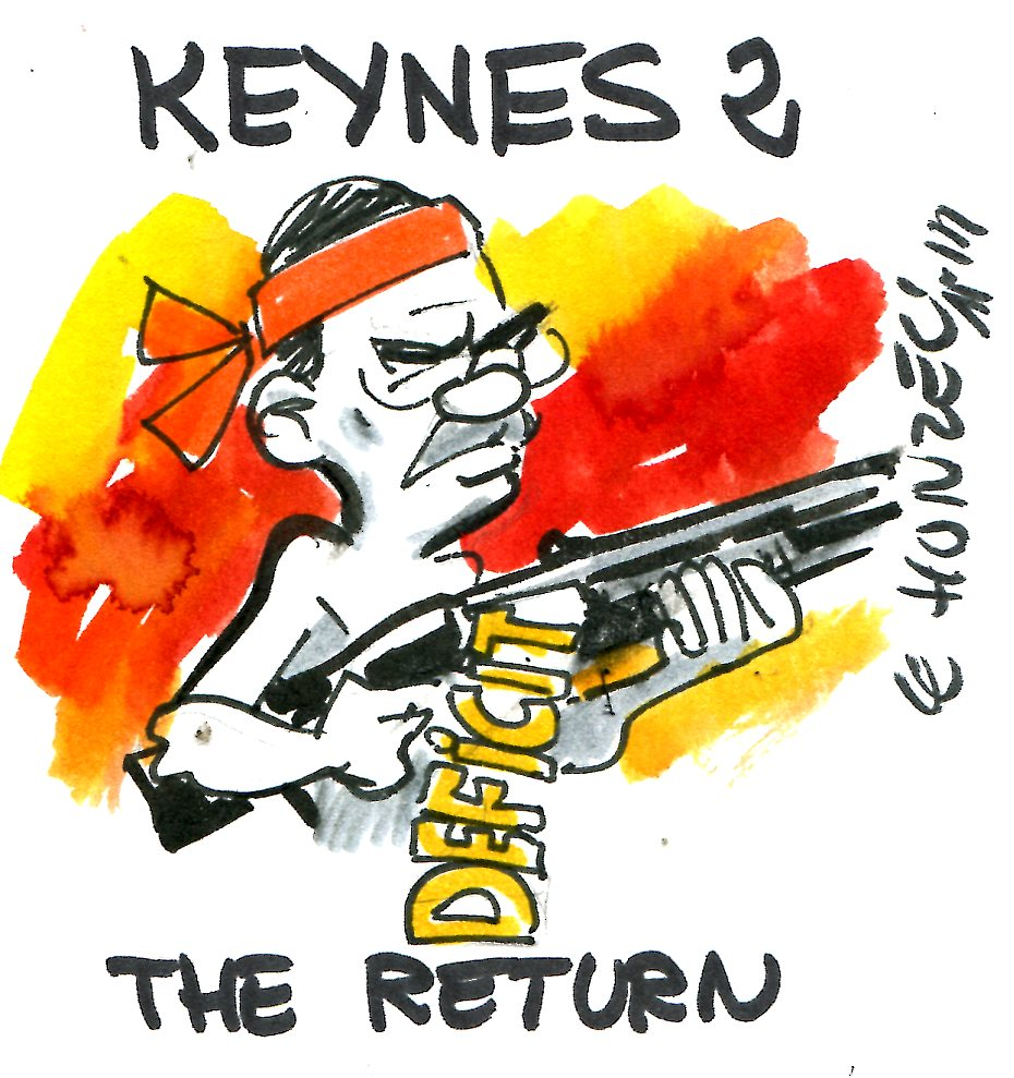 Les multiples faillites du keynésianisme