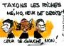 Patrick Bruel, Yannick Noah et Jamel Debbouze : les gauches de riches se rebellent