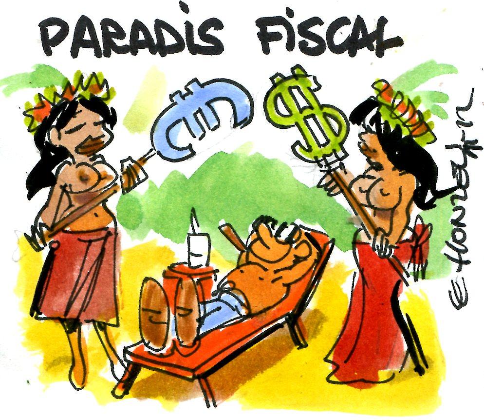 Panama Papers : les paradis fiscaux, dernier monde libre [Replay]