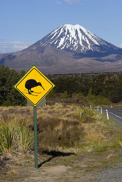 La Nouvelle-Zélande 1/3 : Géographie, population et ambiance