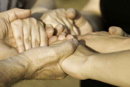Solidarite charite partage don