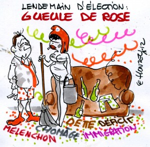 imgscan contrepoints 091 Hollande lendemain d'élection