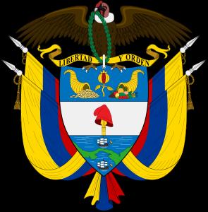 Blason colombien