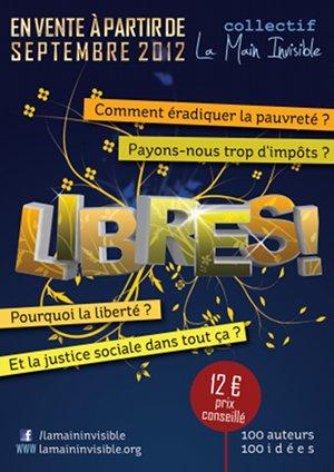 """Interview des responsables du projet """"Libres"""""""